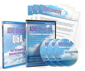 ADHD University Set